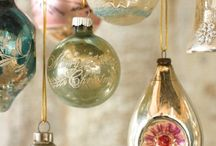 A Vintage Christmas ~ / by Alicia Breining