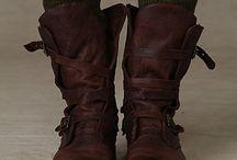 Boots. / by Samm Mattson