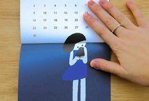 calendars / by Teresa Dillon