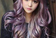 Hair / by Phoebe