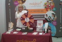 There`s no show like a Maldron Show! / We are touring the nation this Summer! We are going to be at some of the best and biggest shows, we would love if you came to say hello to us on our stand....we will keep you updated as to where we are going to be.... / by Maldron Hotels & Partner Hotels