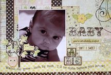 Baby Steps Collection / by Simple Stories