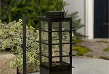 Candle Lanterns / by Christmas Central