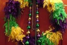 Mardi gras party / by Evangelina Reyes