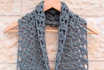 Crochet - Cowls and Scarves / by JW