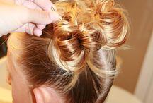 Little Girl Hair / by Shannon Meade