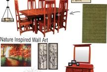 Design Inspiration Boards / by Becker Furniture World