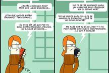 Humor en las Redes Sociales / En el mundo del Social Media el humor esta presente / by Javier Tresguerras González