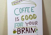 Coffee & Tea / by Aura Cook