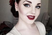 Beauty/Work / Makeup, famous brands, tips, and tricks!!  / by Orchid Black