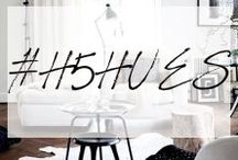 H5HUES / Use the #H5HUES Hashtag to discover all of our favorite decor hues. / by H5 Decor