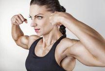 Bodybuilding for women / by Malika Zaidi
