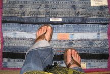 Jeans, Jeans, Jeans / by Susan Murray