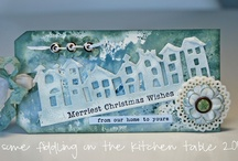 Christmas Cards & Tags / by Stamps etc.