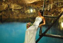 Tying the Knot / Cancun is an incredible option for destination weddings and one of the most popular destinations for couples! / by Visit Cancun