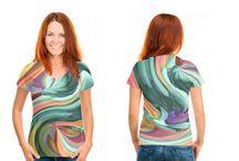 OArtTee Shirts / by ChrisTina Shaskus