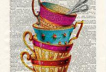Tea Cups and Tea Pots / by Lynn