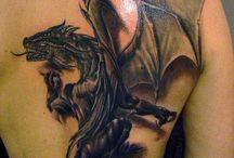 Tattoos / by Shawn Mueller-Boddy