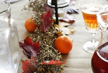 Holiday tables / by Laurie Smith
