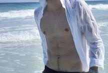 damn he's hot / by Alvina Torres