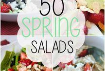 Salads / by Amanda Stone