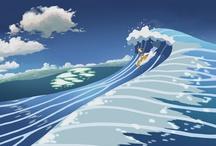 Surf Art / by Robert Campbell
