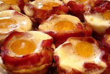 Breakfast Recipes / by Christina Powell