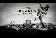 Kraken / forme / by Ryslaine Mly