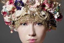 Head pieces / by Dorthe Pedersen