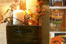 Seasonal decorating tips / by Heather Schubert