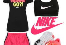 Nike Women and Nike Running / by Brandy Corrales