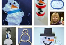 Christmas crafts / by Kiddy House