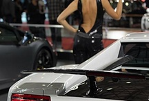 Autoshows / Collection of pictures from the world's autoshows  / by Tred