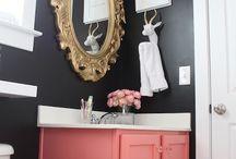 bathroom / by Vanessa Rough