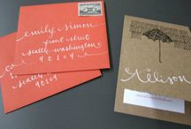 Stationery / by Luci Hortop
