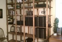 My Jewelry Studio / jewelry studio design, artist studio, artist business, home business / by Valerie Tyler