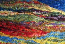 Rug hooking / by alice strebel