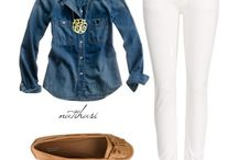 My Spring/Summer Style / by Dina Woodard