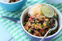 Quinoa / by kerri Paradise