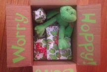 College Care Package Ideas / by Sue Tamilio