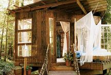 tree house LOVE / by Chandre' Hocking