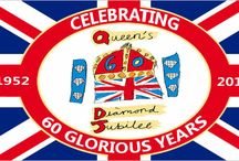 Queen's Diamond Jubilee / by Sue Thompson
