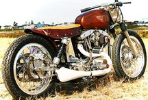 Harley Davidson / by Gary Bauman