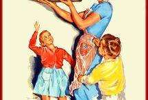 Publicidad Vintage / Carteles y anuncios años 40, 50, 60, 70... / by Pera Limonera