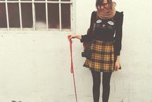 Artsy clothes  / by Kesiah MANIVAL