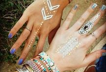 Bohemian Jewelry / by Trula Lewis-Hummerick