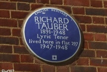 Blue Plaques / Iconic buildings and homes where the famous once lived. / by Jean Campbell Collen