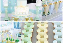 Nicholas' 1st Birthday / Party time / by Nikki Galindo