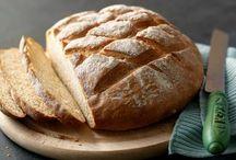 Bread Recipes / Bread recipes that will come in handy . / by Anna Dabernig