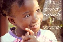 For Adoptive Families / by Kindred Grace